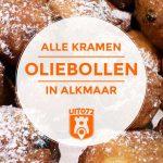 Alle oliebollenkramen in Alkmaar: waar haal je de lekkerste oliebol?