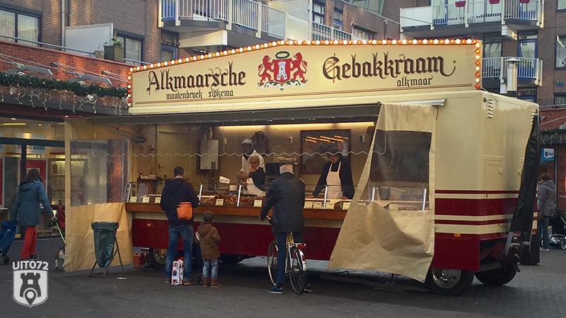 Oliebollenkraam De Mare (Alkmaar)