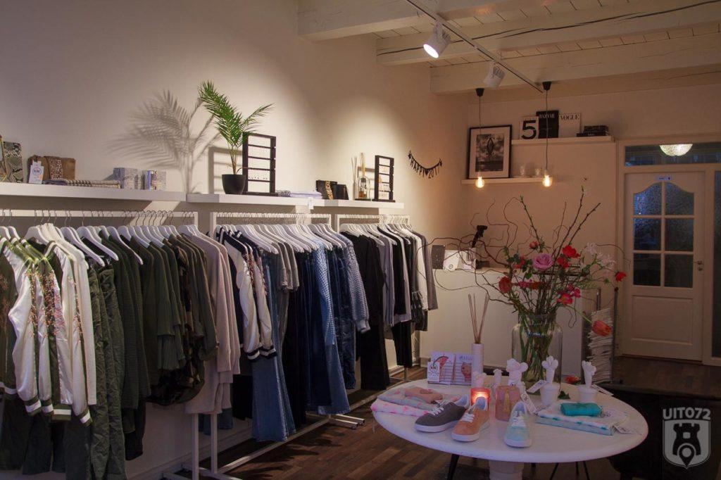 Blinc Boutique - Interieur