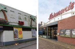 Bar Dancing Extase en Bioscoop Harmonie in Alkmaar