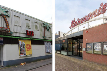 Bar Dancing Extase en Bioscoop Harmonie in Alkmaar