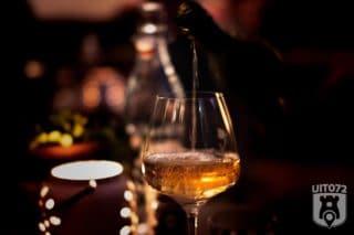 Kret Pinot Grigio inschenken