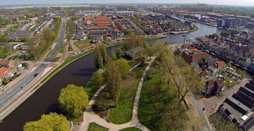 Victoriepark Alkmaar
