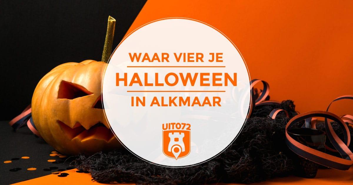 Waar Wordt Halloween Gevierd.7x Toffe Feestjes Voor Halloween In Alkmaar