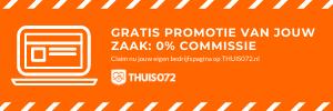 Claim nu jouw eigen bedrijfspagina op THUIS072.nl