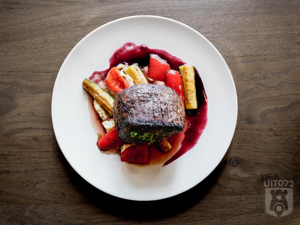 Biefstuk XL bij Café Castel Alkmaar