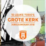 10 redenen om de Grote Kerk Alkmaar te bezoeken in 2018