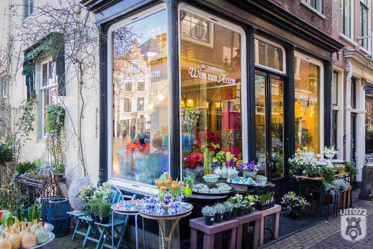 Bloemenwinkel Wim van Assem