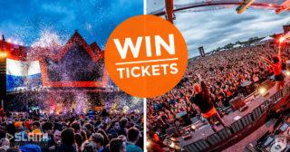 SLAM Koningsdag: Win Tickets