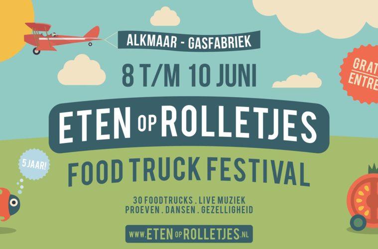 Eten op Rolletjes Alkmaar 2018