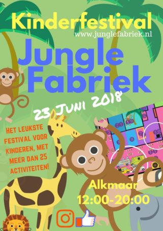 jungle fabriek