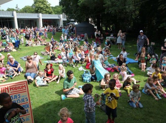 Kranenburgh Kindermuziekfestival