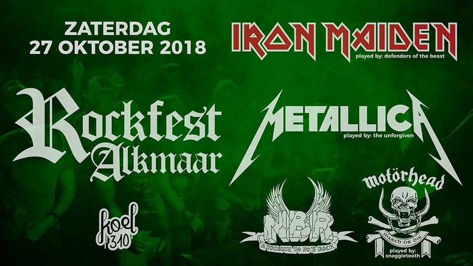 Rockfest Alkmaar 2018