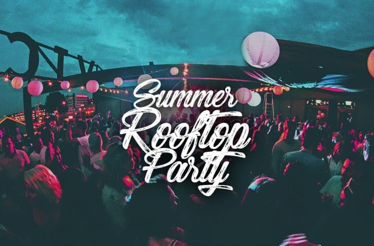 Summer Rooftop Party