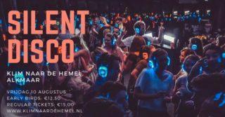 Silent Disco Grote Kerk