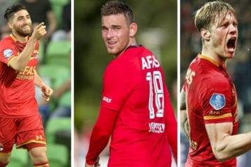 AZ Top 3 Transfers
