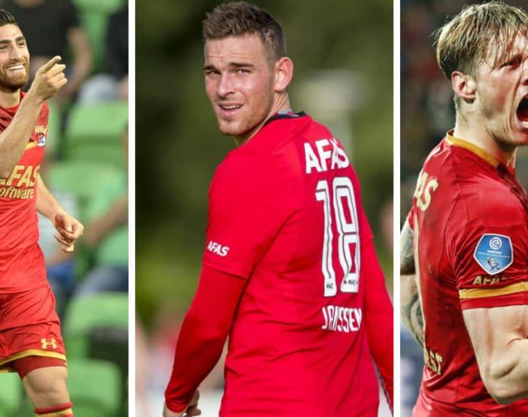 AZ Top 3 Transfers