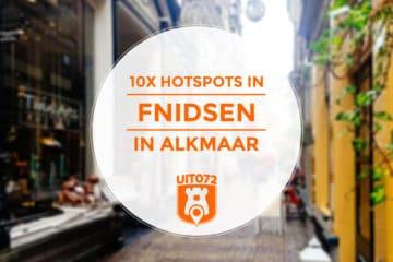 Hotspots Fnidsen Alkmaar