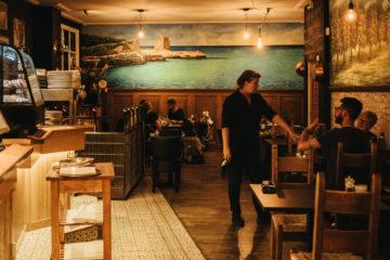 Osteria Italica: interieur