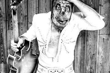 Allohaween Dead Elvis