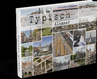 Typisch Alkmaar: boek