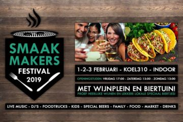 Smaakmakers Festival 2019