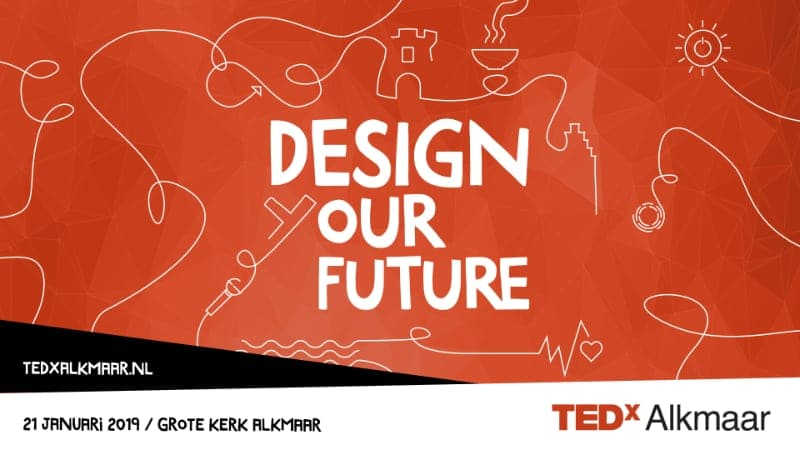 TEDx Alkmaar design your future
