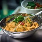 'Chicken' masala bij UIT INDIA Alkmaar