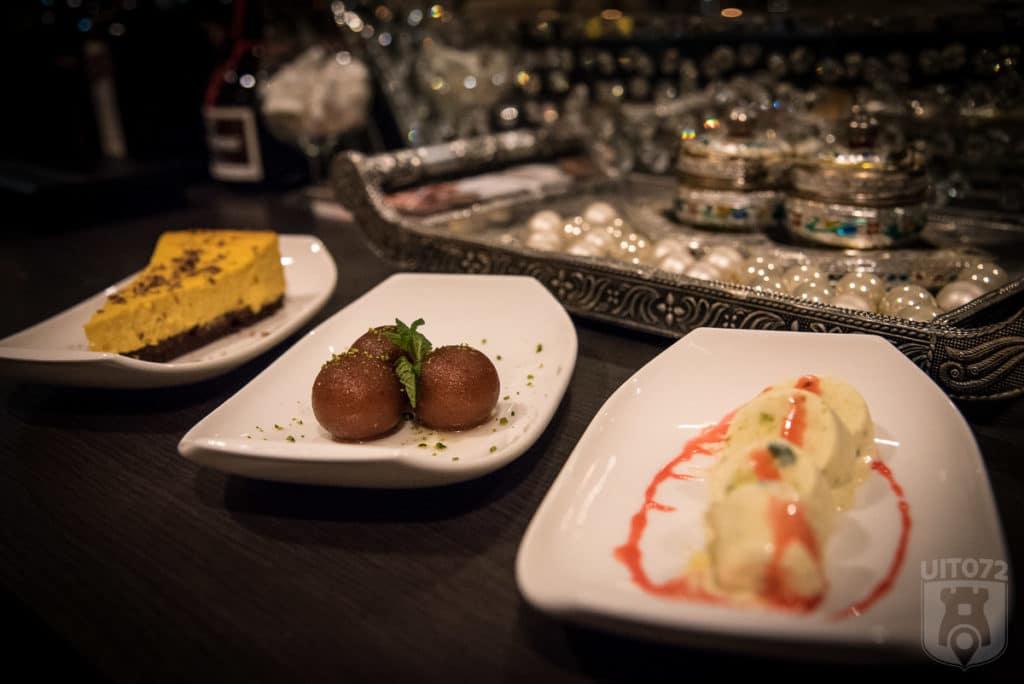 UIT INDIA Alkmaar - desserts
