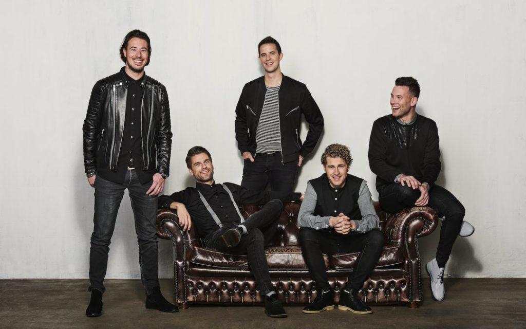 Van Huys Uit - Band