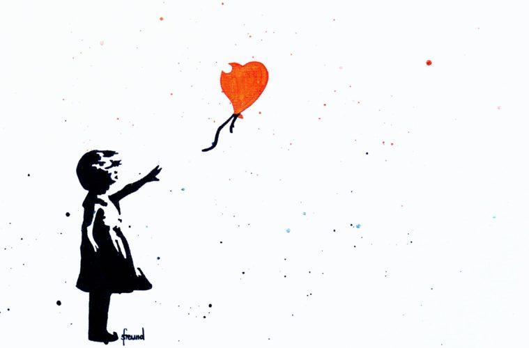ArtNight Herberg Jan Meisje met de Ballon