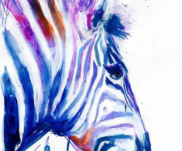 Artnight De Kade Zebra