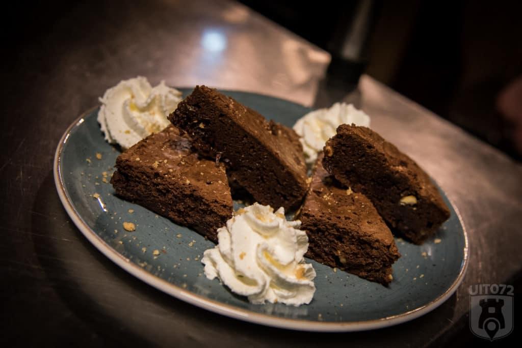 Til38 Alkmaar - Chocolade Brownie