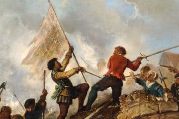 Alkmaar Ontzet (schilderij)