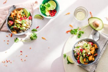 Vega Salade Bowls