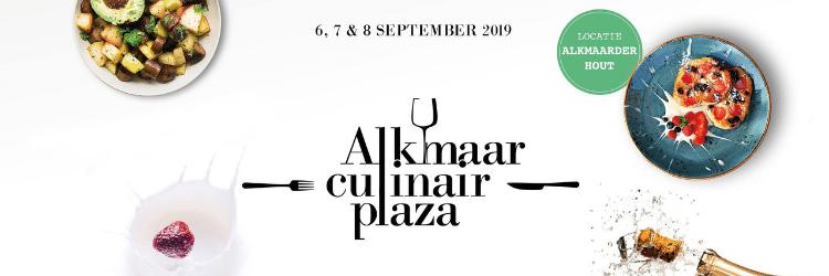 Culinair Plaza Alkmaar 2019