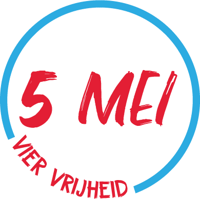 Logo 5 mei vier vrijheid