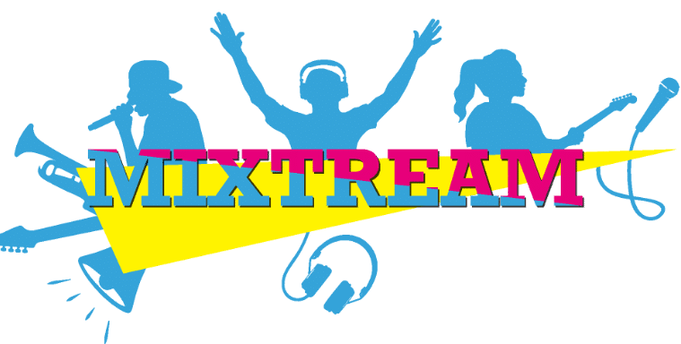 mixtream 2019 logo