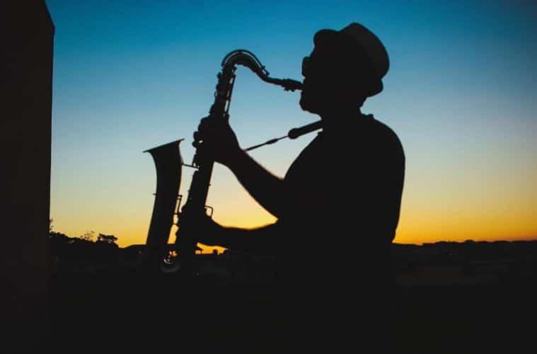 sax blues jazz