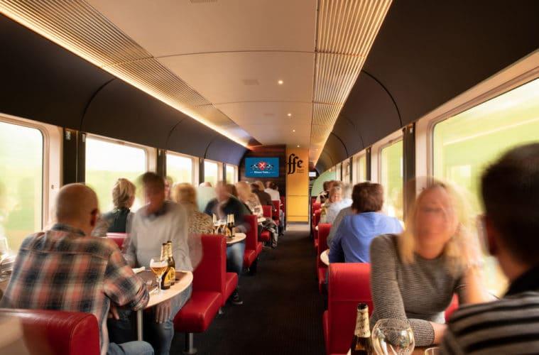 Dinner Train: promofoto