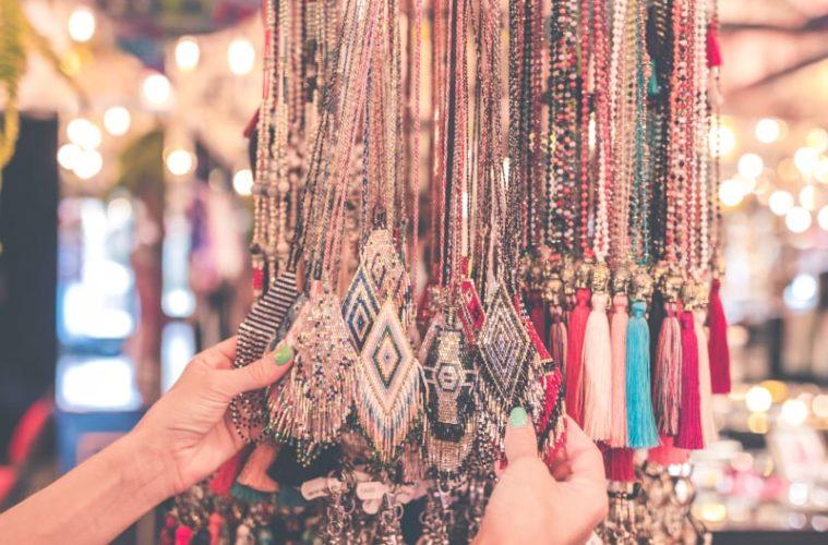 shopping accessoires markt