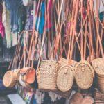 shopping tassen markt
