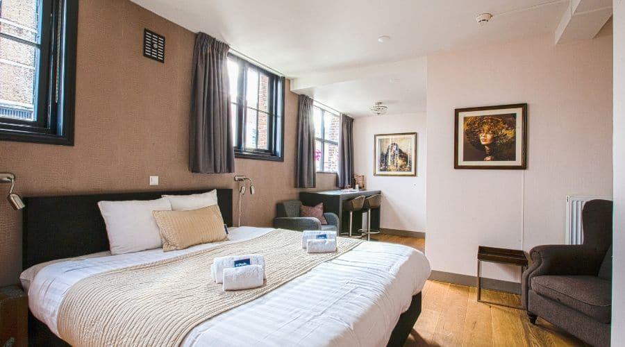 Kings-inn - Alkmaar - hostel slaapkamer - UIT072