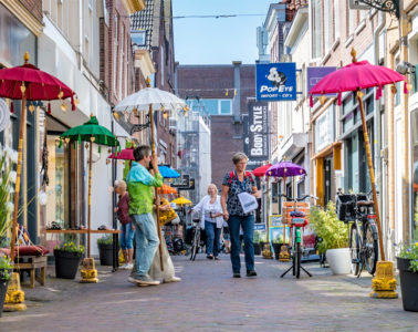 Boterstraat Alkmaar (Prachtstraatjes)