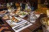 Gedekte tafel bij Heinde & Ver