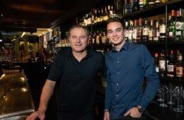 Ed en Dylan -Café De Waag (leukste bartender van Alkmaar)