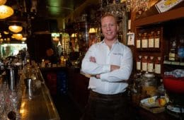 Joost -Café Bruintje (leukste bartender van Alkmaar)
