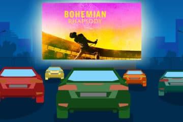 Drive-in Bios Alkmaar - Bohemian Rhapsody