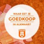 Goedkope restaurants in Alkmaar