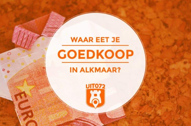 Goedkoop eten in Alkmaar